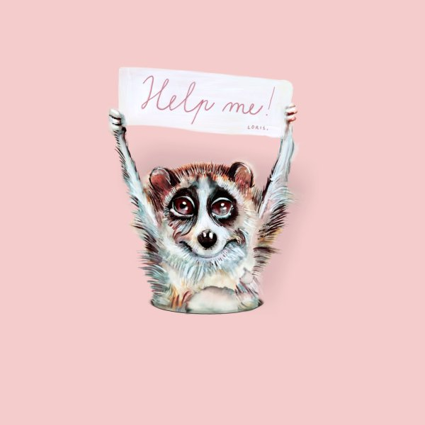 image for LORIS ASKS FOR HELP