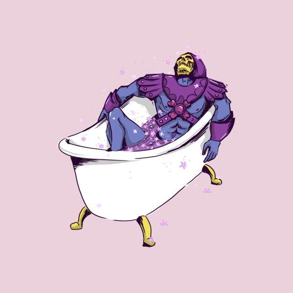 image for Skeletor in the bath