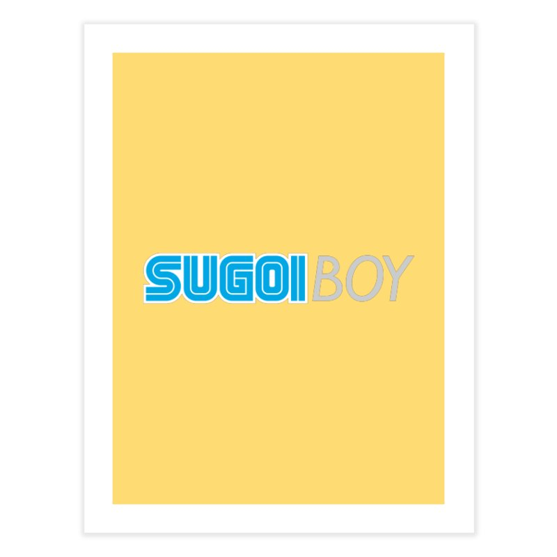 sugoi boy   by milkbarista's Artist Shop