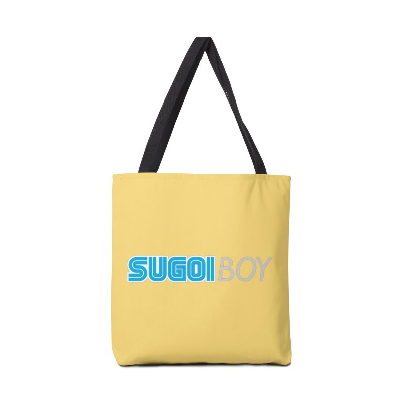 sugoi boy Accessories Bag by milkbarista's Artist Shop