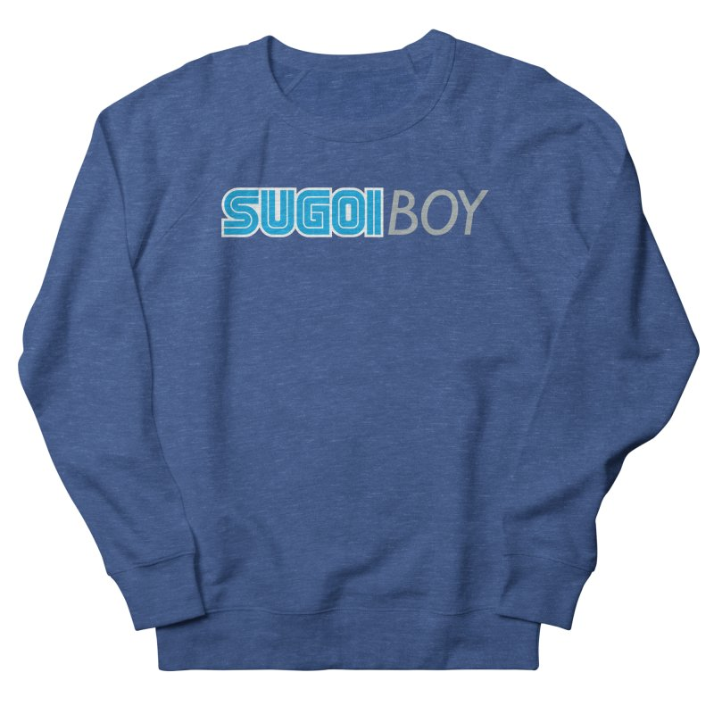 sugoi boy Women's Sweatshirt by milkbarista's Artist Shop
