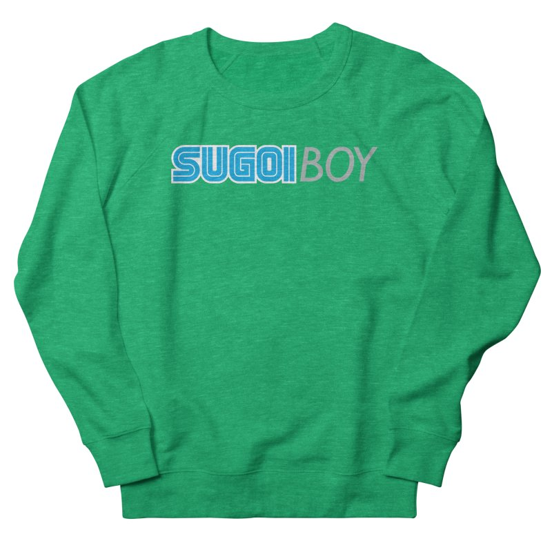 sugoi boy Men's Sweatshirt by milkbarista's Artist Shop