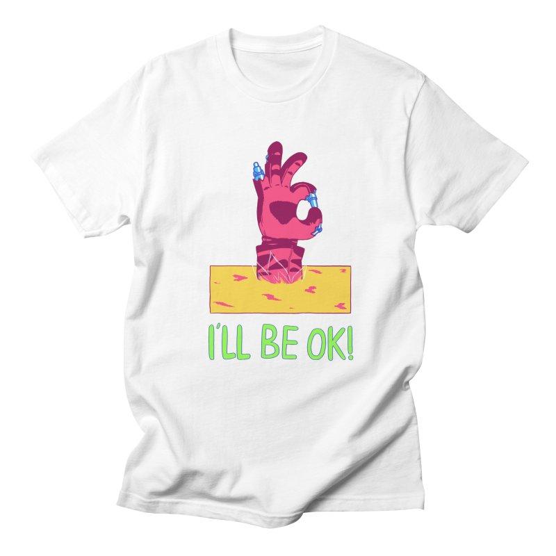 I'll be OK!   by milkbarista's Artist Shop