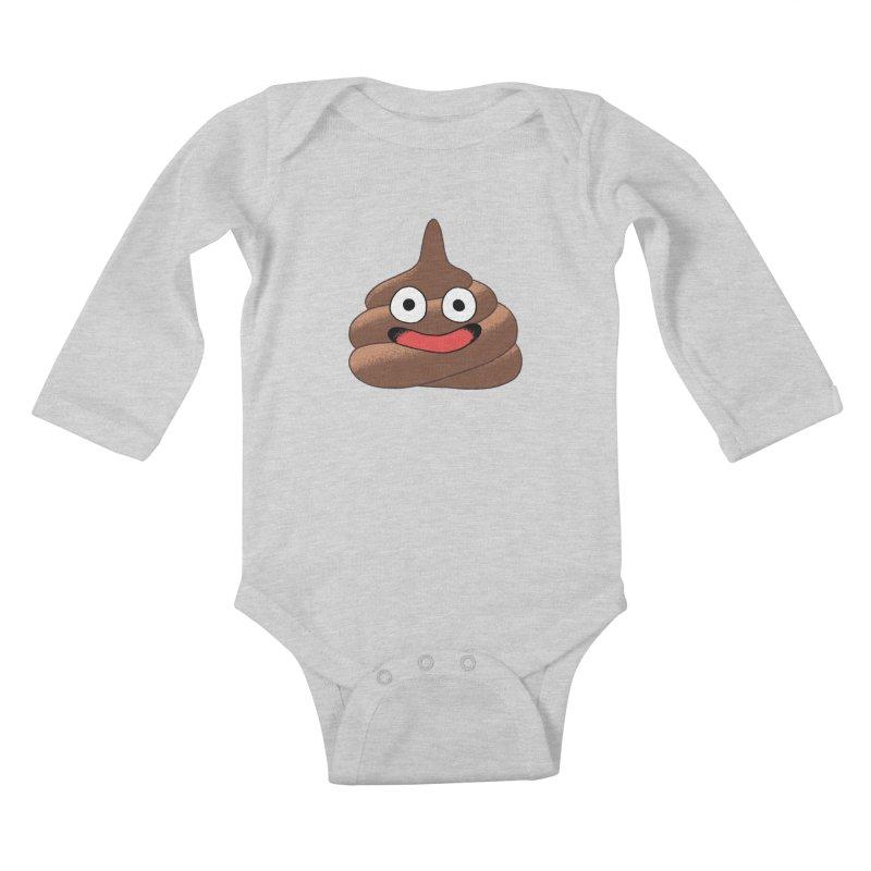the most perfect boy Kids Baby Longsleeve Bodysuit by milkbarista's Artist Shop