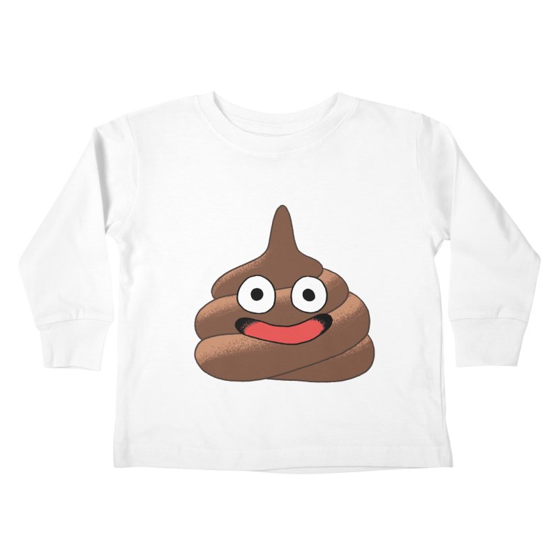 the most perfect boy Kids Toddler Longsleeve T-Shirt by milkbarista's Artist Shop