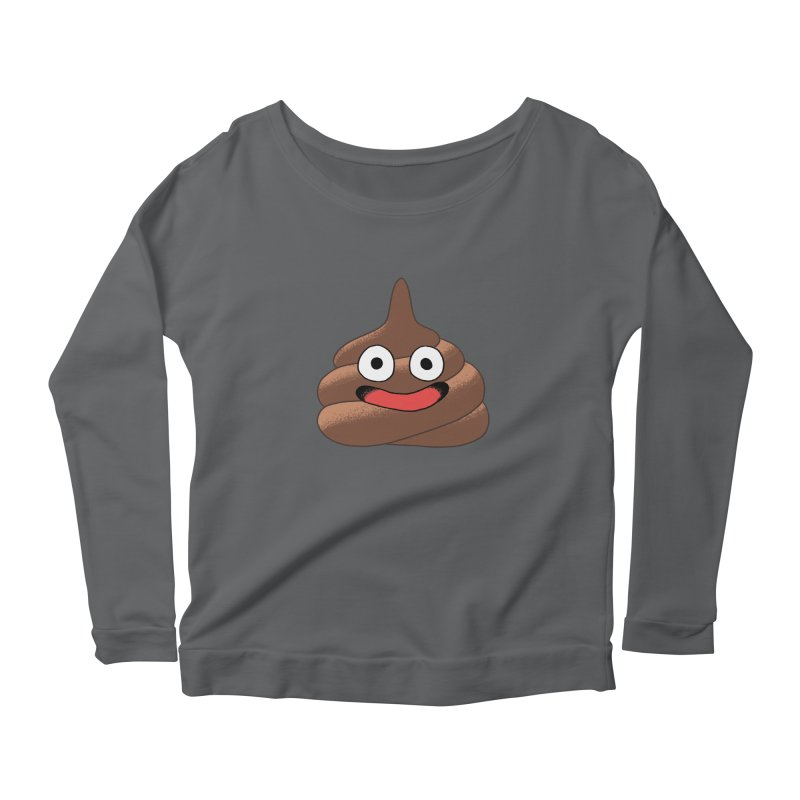 the most perfect boy Women's Longsleeve Scoopneck  by milkbarista's Artist Shop