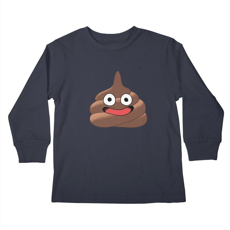 the most perfect boy Kids Longsleeve T-Shirt by milkbarista's Artist Shop