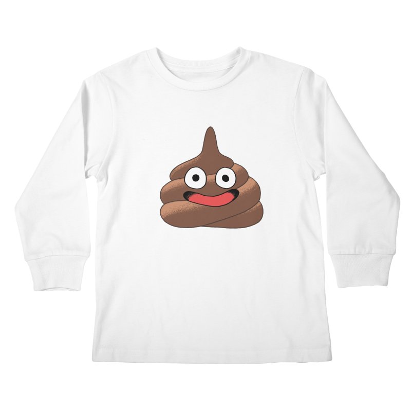 the most perfect boy Kids Longsleeve T-Shirt by milkbarista's Artist Shop