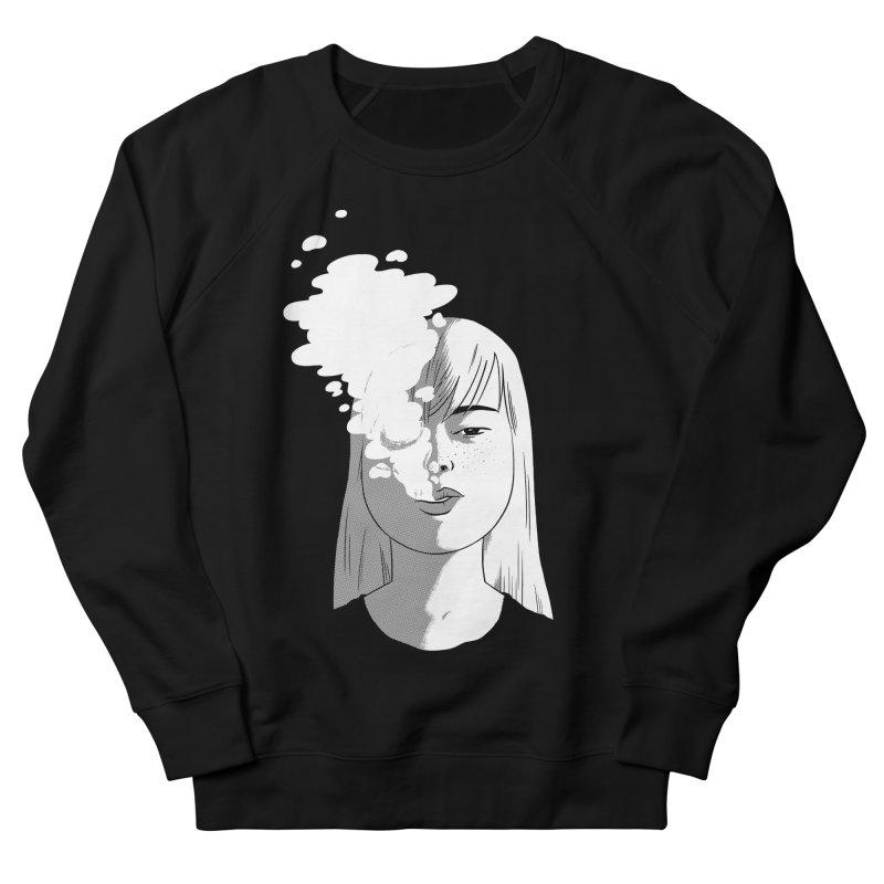 smokin' Women's Sweatshirt by milkbarista's Artist Shop