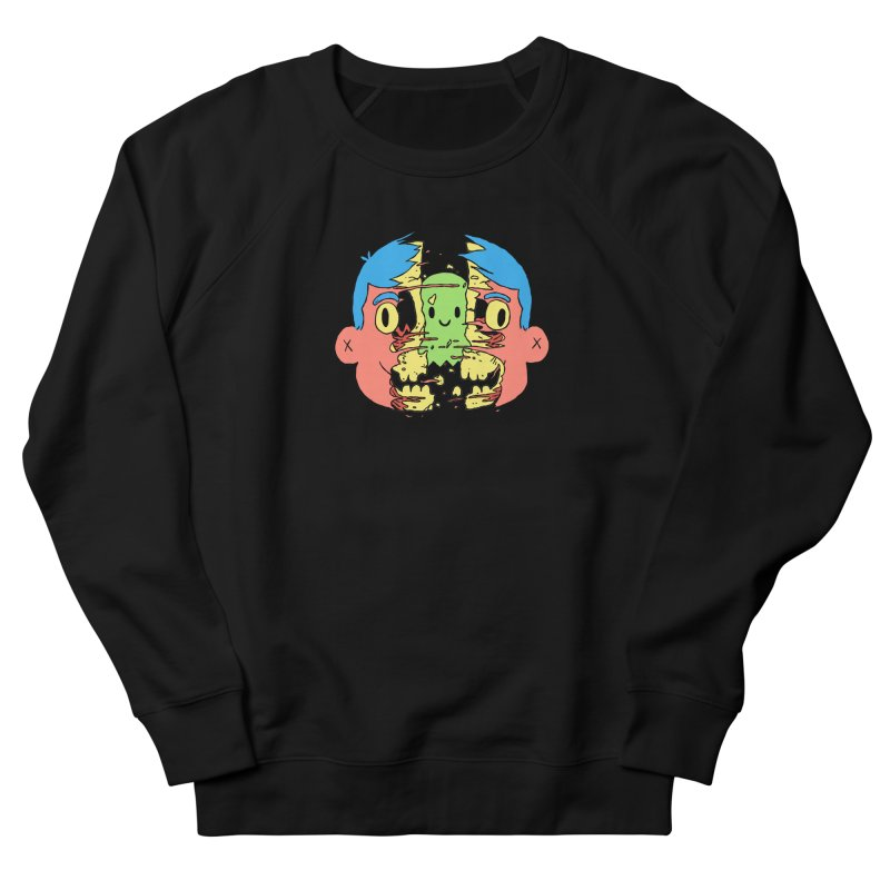 peekaboo Men's Sweatshirt by milkbarista's Artist Shop