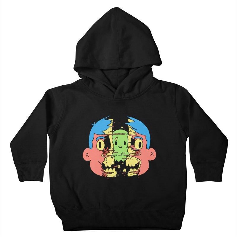 peekaboo Kids Toddler Pullover Hoody by milkbarista's Artist Shop