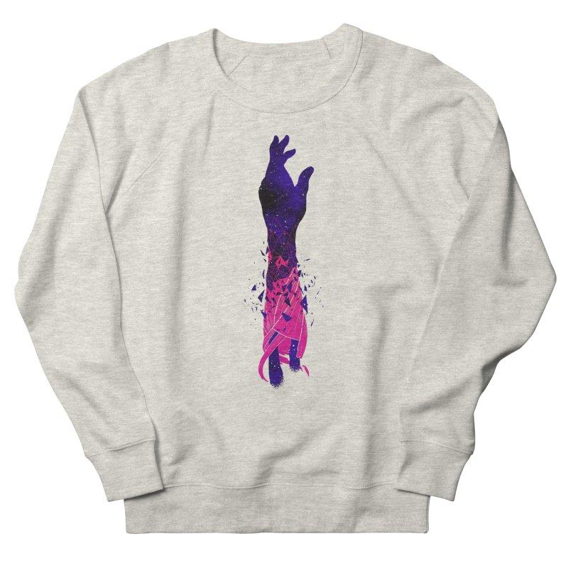 Rebirth Women's French Terry Sweatshirt by milkbarista's Artist Shop