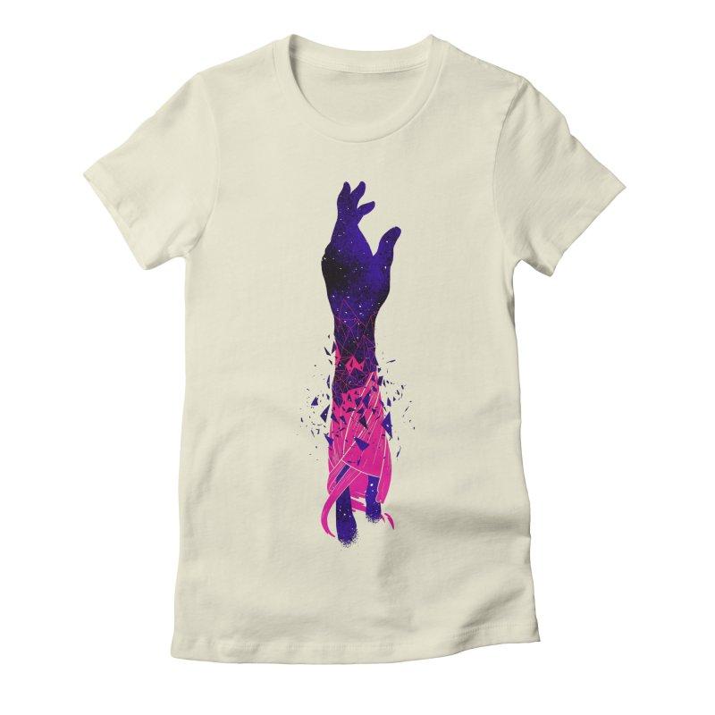 Rebirth Women's Fitted T-Shirt by milkbarista's Artist Shop