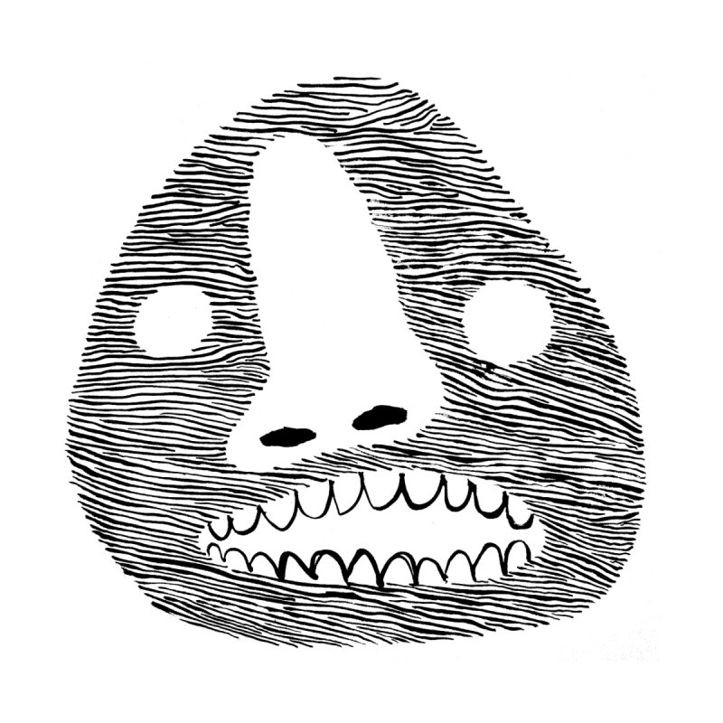 Krimbo Face by MILKHORSE