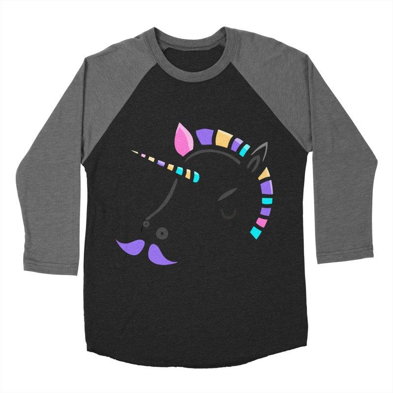 UNICORN - SINCE FOREVER Women's Baseball Triblend T-Shirt by milky's Artist Shop