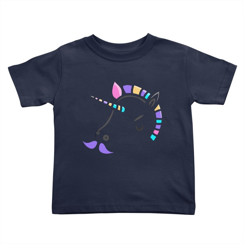 UNICORN - SINCE FOREVER Kids Toddler T-Shirt by milky's Artist Shop