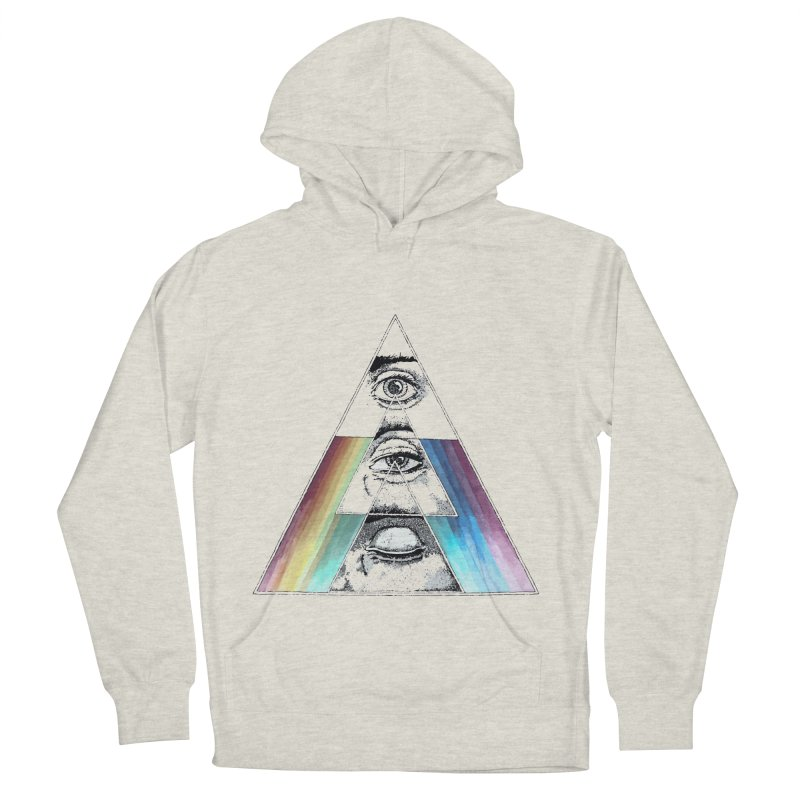 We are Watching you ! Men's Pullover Hoody by milky's Artist Shop