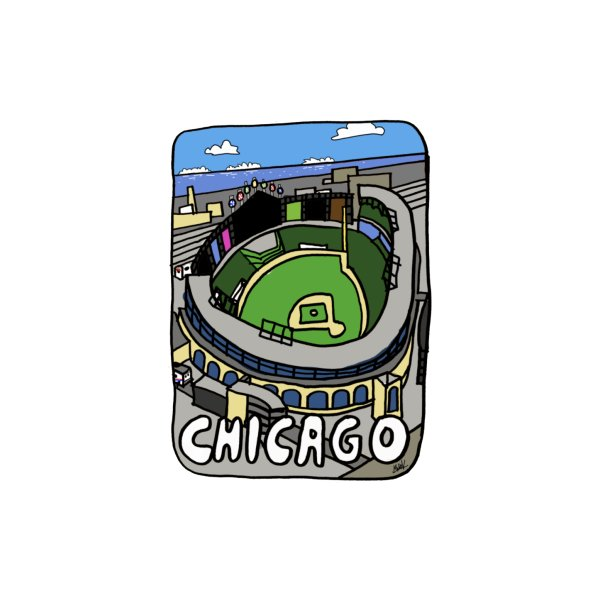 Design for Chicago South Side Ballpark