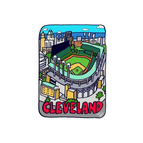Design for Cleveland Ballpark