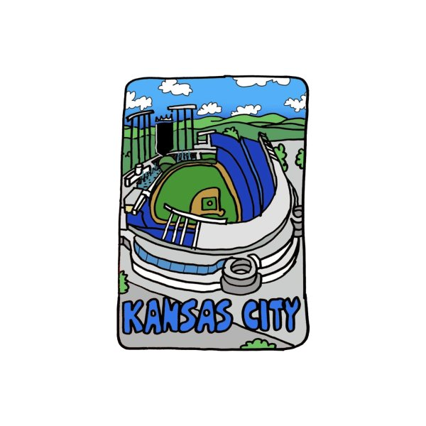 Design for Kansas City Ballpark