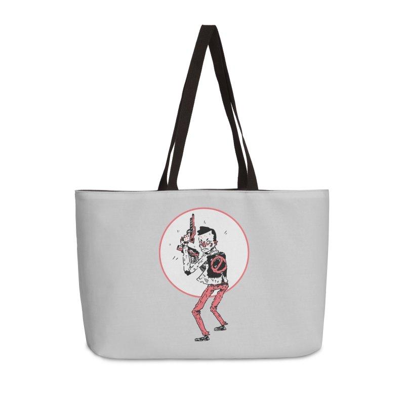 gunner punk Accessories Weekender Bag Bag by miltondidi's Artist Shop