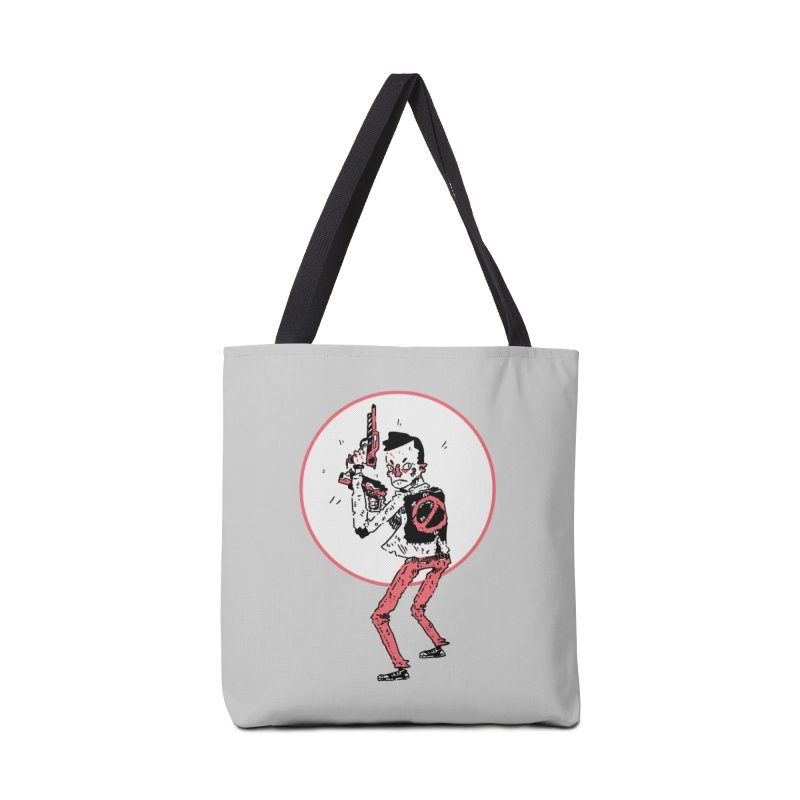 gunner punk Accessories Tote Bag Bag by miltondidi's Artist Shop