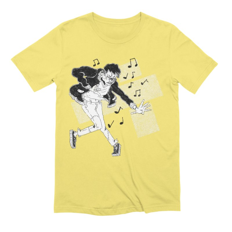Dance Frankie Dance Men's T-Shirt by miltondidi's Artist Shop