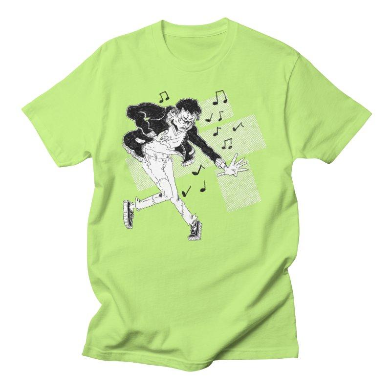 Dance Frankie Dance Men's Regular T-Shirt by miltondidi's Artist Shop