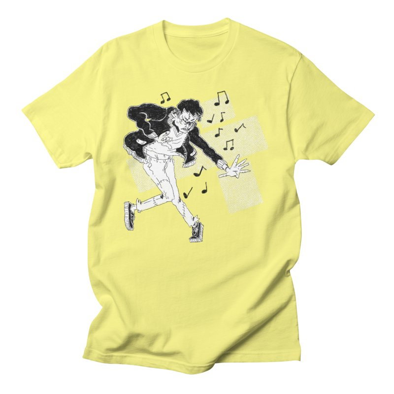 Dance Frankie Dance Men's T-Shirt by miltondidi's Artist Shop