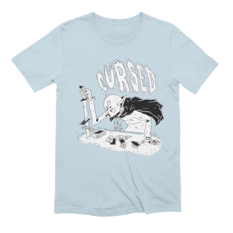 Cursed Men's Extra Soft T-Shirt by miltondidi's Artist Shop