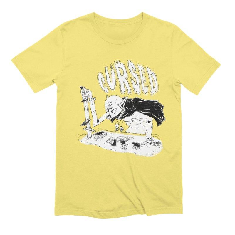 Cursed Men's T-Shirt by miltondidi's Artist Shop