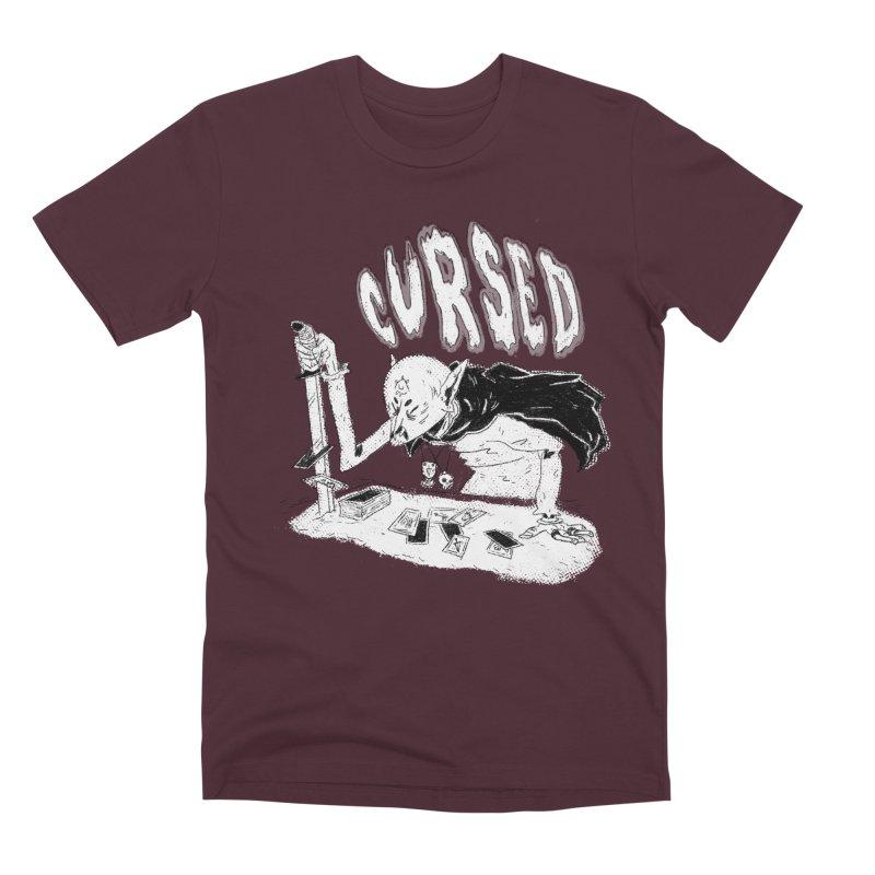 Cursed Men's Premium T-Shirt by miltondidi's Artist Shop