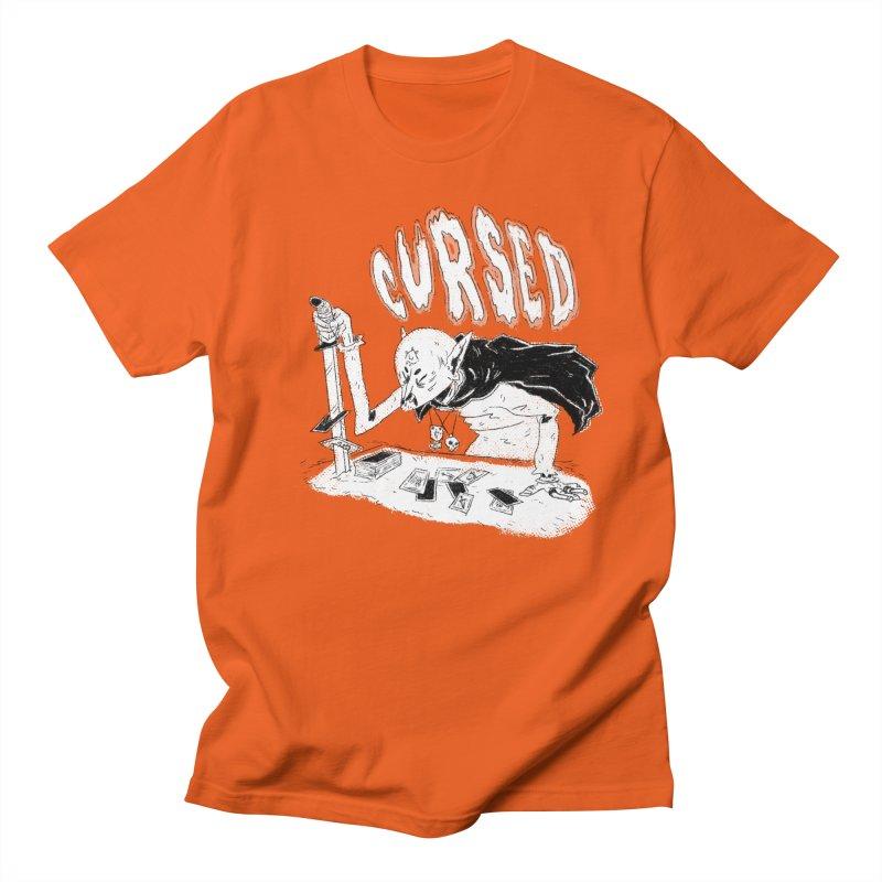Cursed Women's Regular Unisex T-Shirt by miltondidi's Artist Shop
