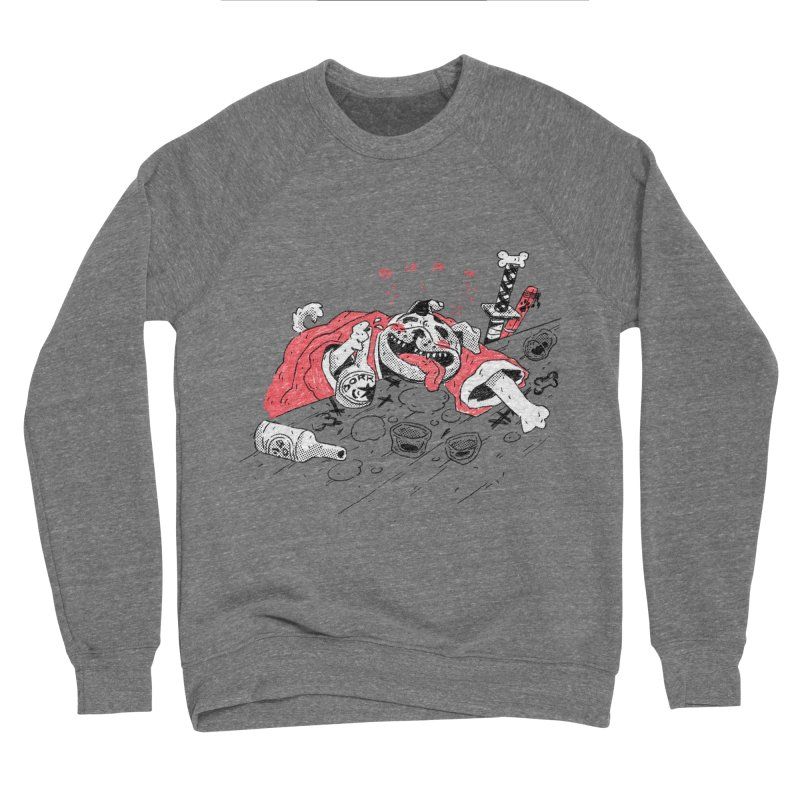 BORK Bulldog Women's Sweatshirt by miltondidi's Artist Shop