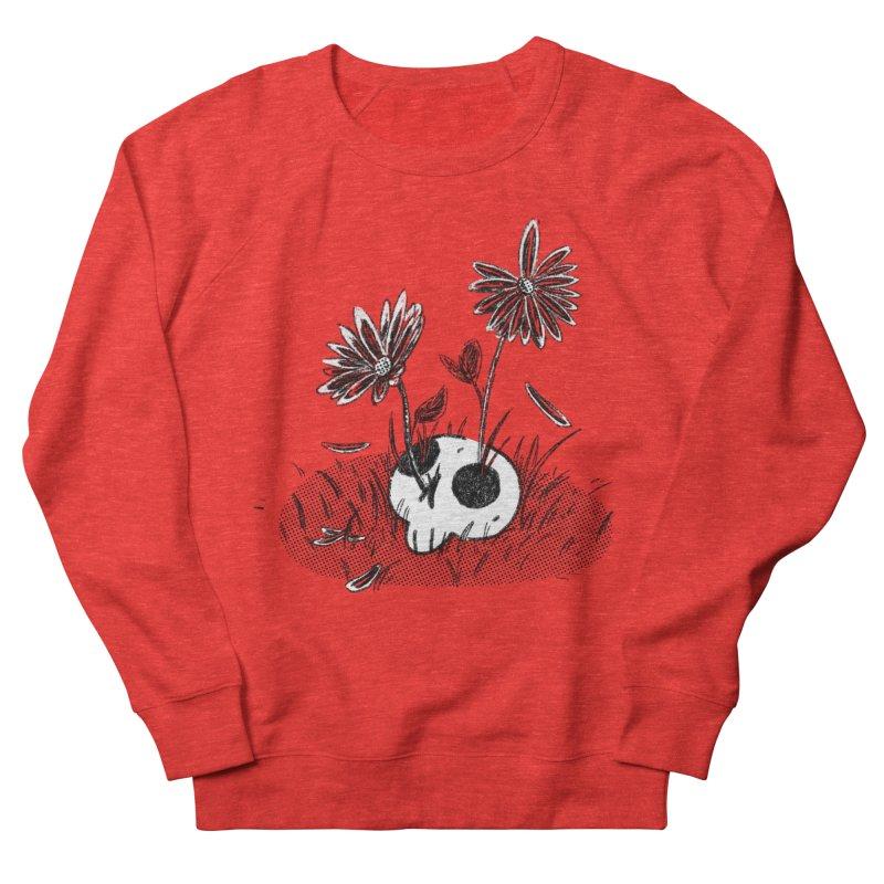 Spring Flowers Women's Sweatshirt by miltondidi's Artist Shop
