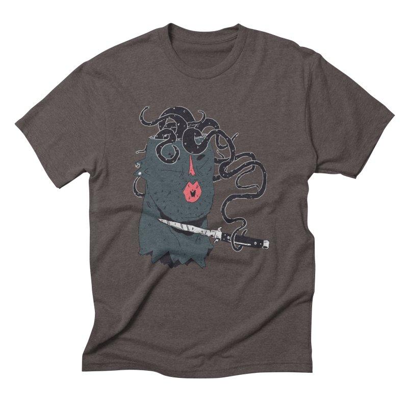 Thinking is Dangerous  Men's Triblend T-Shirt by miltondidi's Artist Shop