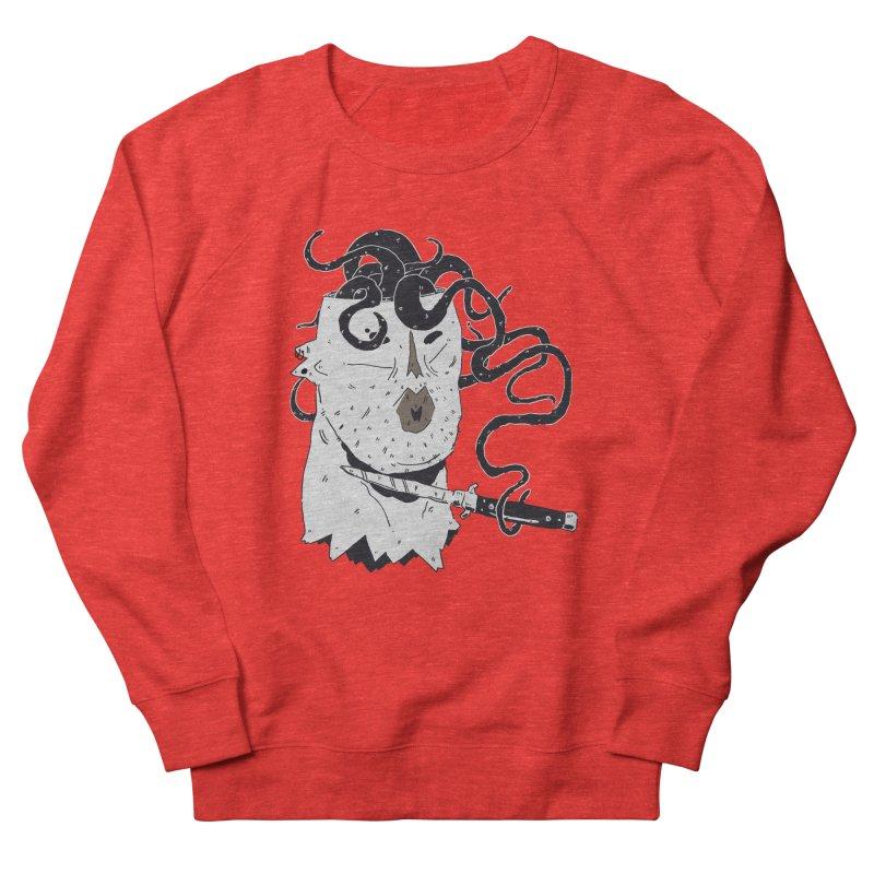 Danger Thoughts (B&W) Women's Sweatshirt by miltondidi's Artist Shop