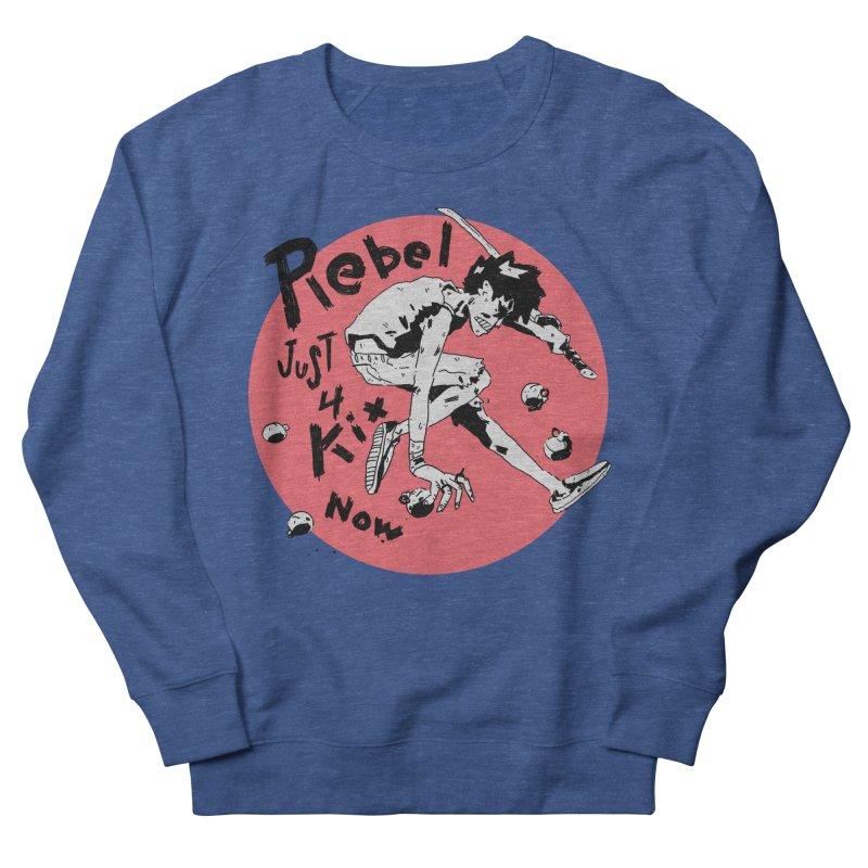 Rebel 4 kix Women's Sweatshirt by miltondidi's Artist Shop