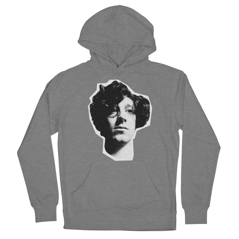 handsome Women's Pullover Hoody by miltondidi's Artist Shop
