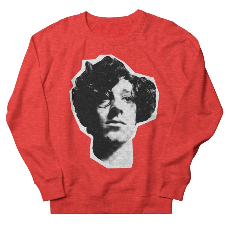handsome Women's Sweatshirt by miltondidi's Artist Shop
