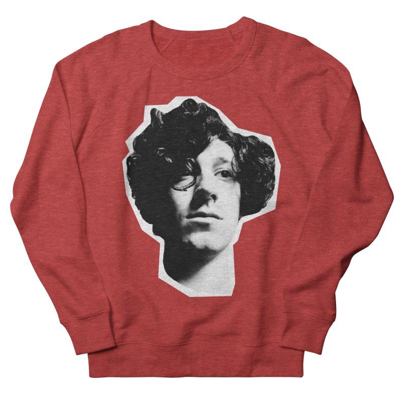 handsome Men's French Terry Sweatshirt by miltondidi's Artist Shop
