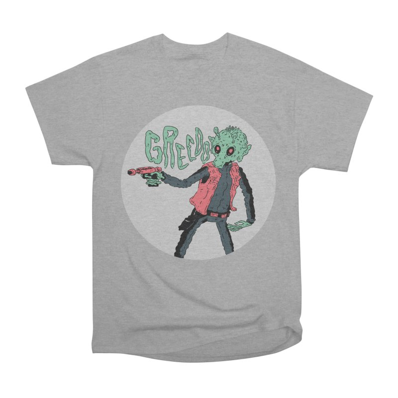 greedo is dope Women's Heavyweight Unisex T-Shirt by miltondidi's Artist Shop