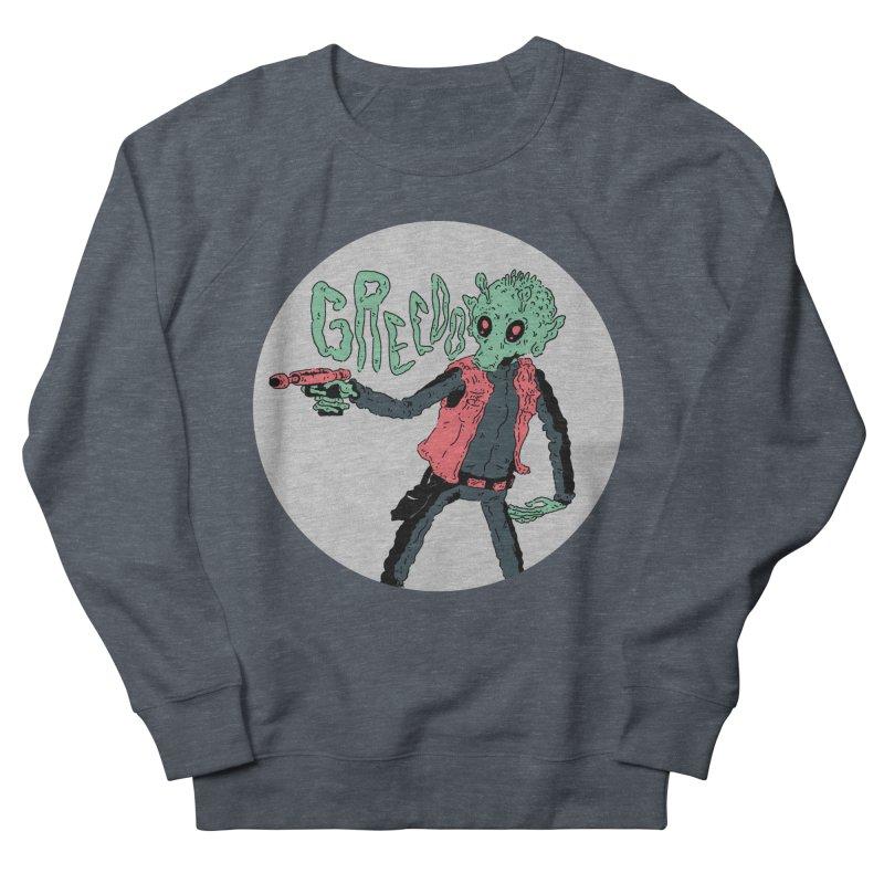 greedo is dope Women's French Terry Sweatshirt by miltondidi's Artist Shop