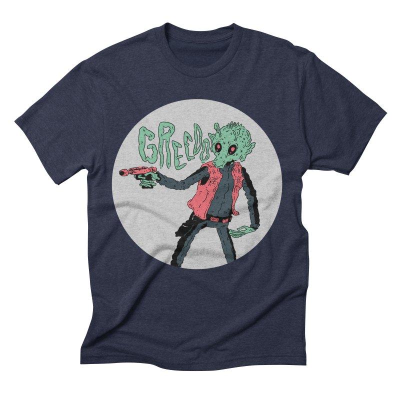 greedo is dope Men's Triblend T-Shirt by miltondidi's Artist Shop