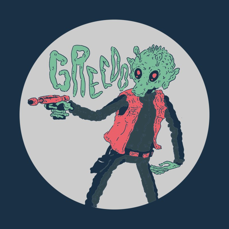 Greedo is Dope Men's T-Shirt by miltondidi's Artist Shop