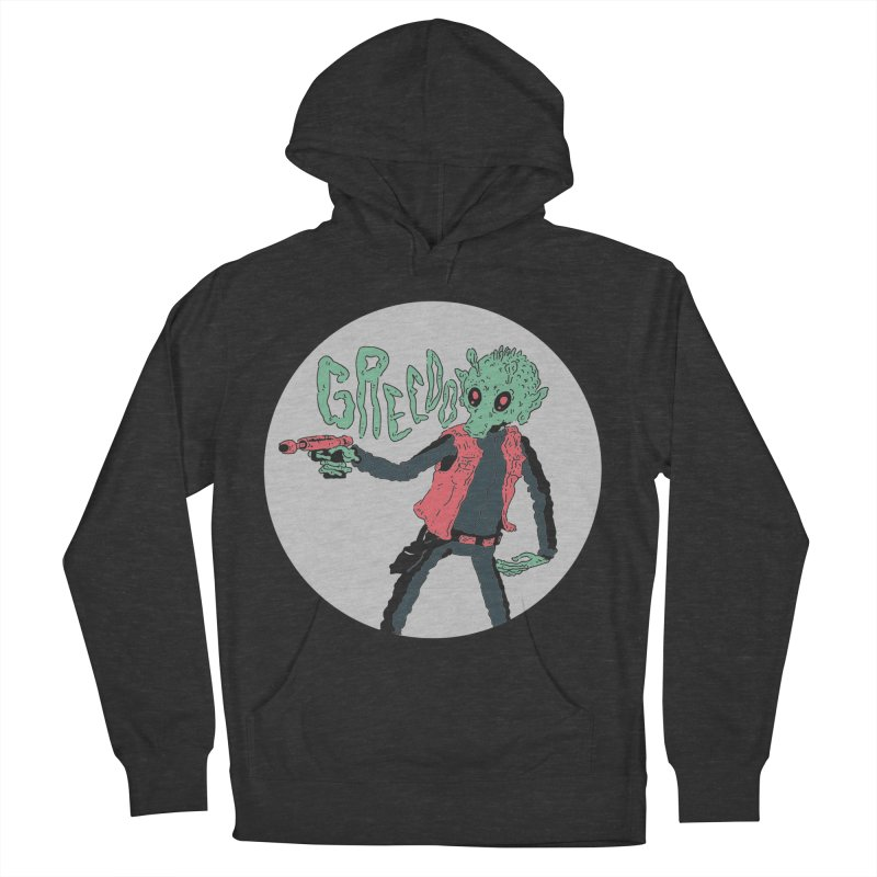 Greedo is Dope Men's French Terry Pullover Hoody by miltondidi's Artist Shop