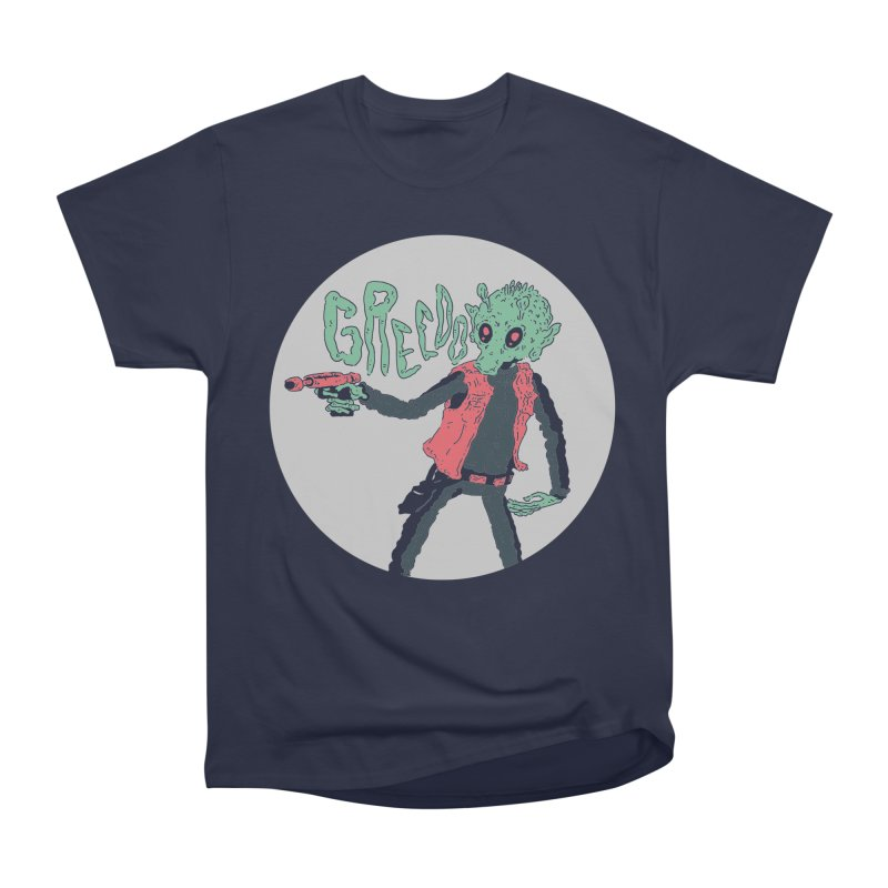 Greedo is Dope Women's Heavyweight Unisex T-Shirt by miltondidi's Artist Shop