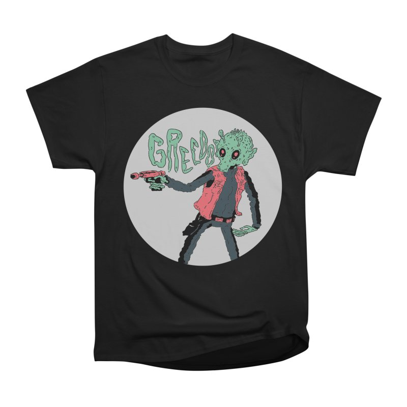 Greedo is Dope Men's Heavyweight T-Shirt by miltondidi's Artist Shop
