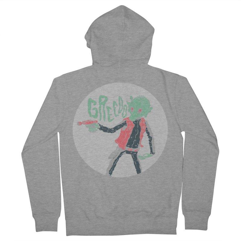 Greedo is Dope Men's French Terry Zip-Up Hoody by miltondidi's Artist Shop
