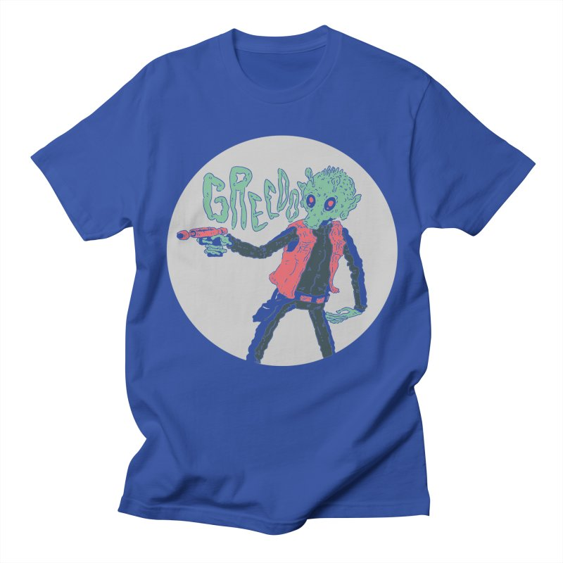 Greedo is Dope Women's Regular Unisex T-Shirt by miltondidi's Artist Shop